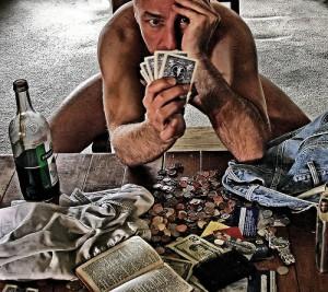 Irresponsible Gambler